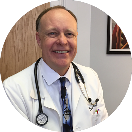 David Chamberlain, MD | Mercury Street Medical