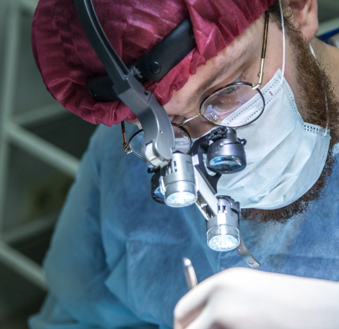 Plastic Surgeon performing surgery, Plastic Surgery in Montana